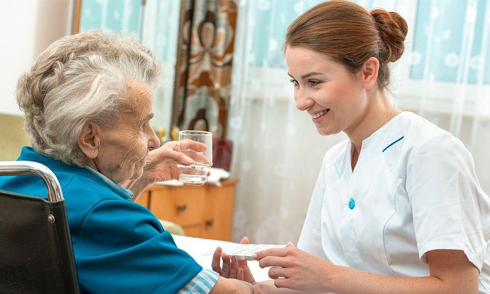 Cuidados geriátricos