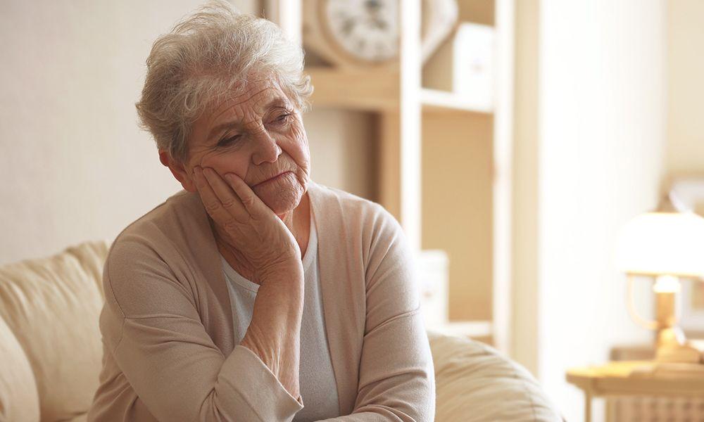 Depresión en ancianos