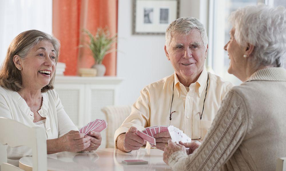 Personas para cuidar ancianos