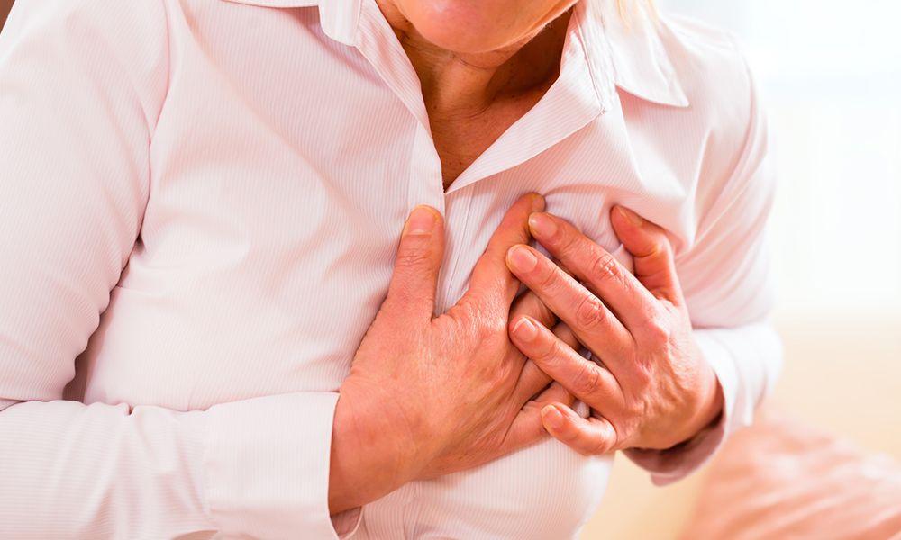 Insuficiencia cardíaca y sus síntomas en ancianos -