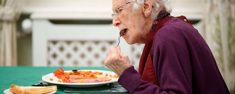 Trastorno TCA en personas mayores