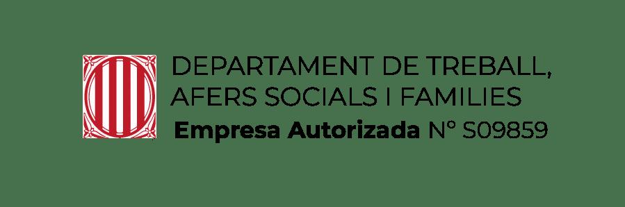 Departamento de trabajo de catalunya logo